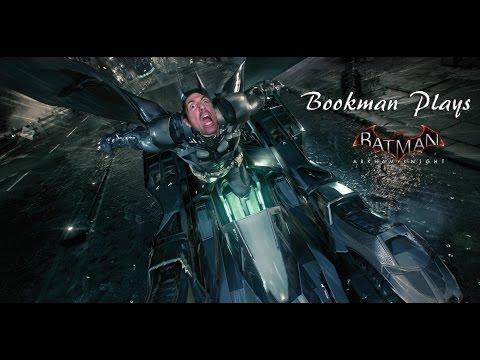 Batman: Arkham Knight Complete Walkthrough - Part 10 --- Stagg's Airship #1 (PS4)