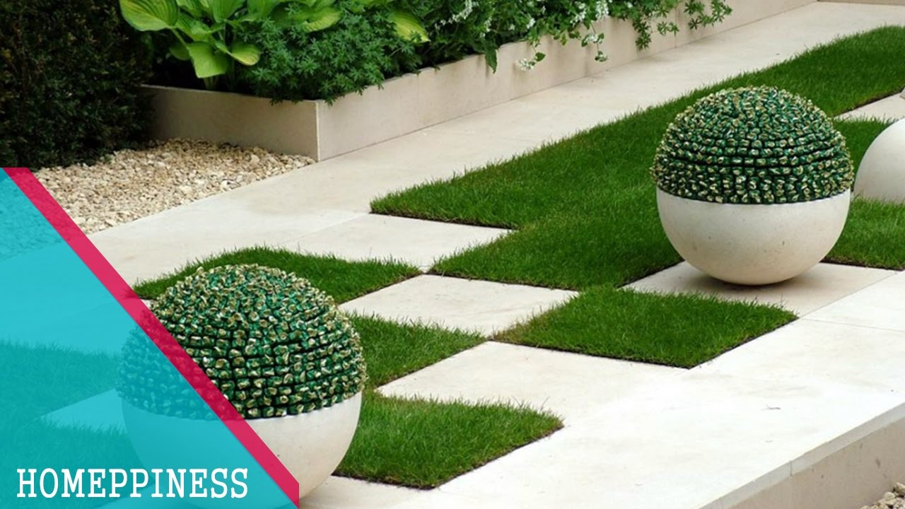 (NEW DESIGN 2017) 25+ Latest Rectangular Garden Design Ideas for Modern  Home Design