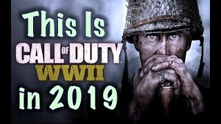 This is Call of Duty WWII in 2019 | COD WW2
