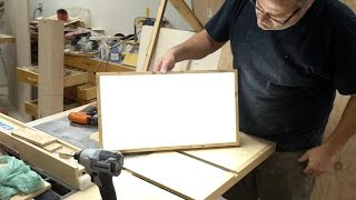 how to make a super bright led light panel battery powered