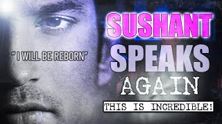 Sushant Singh Rajput SPIRIT SESSION 2021. This Is INCREDIBLE. The DEFINITIVE Sushant Session.