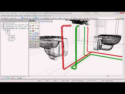 DDS CAD Getting Started Plumbing System Design 7 8 YouTube