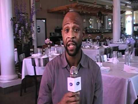News 23 Live on Location with Brian Bates of BET's Sunday's Best