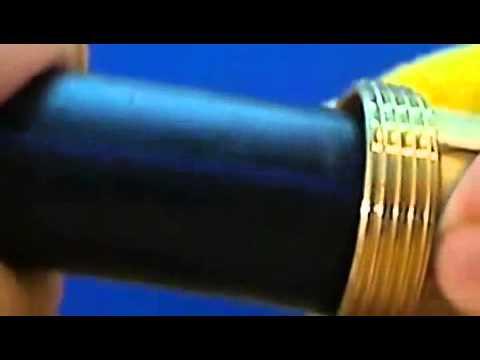 Обсадные трубы ПНД для скважин на резьбовом соединении - YouTube