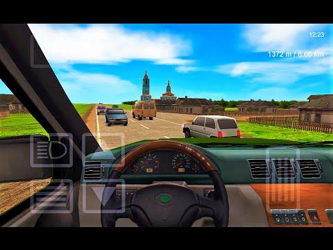 Симуляторы Машин. Русский водила 2: На Байкал. Симулятор Вождения 2016