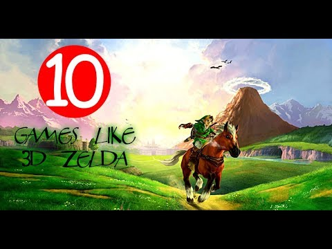 Top 10 Games Like 3D Zelda For PS4, PC Etc |  Zelda Clones