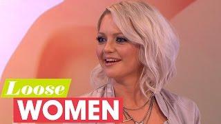 Hannah Spearitt On Her Casualty Role   Loose Women