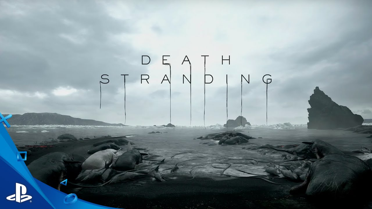 Death Stranding - E3 2016 Moments | PS4