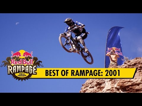 Best of Red Bull Rampage: 2001 - Can We Ride It?