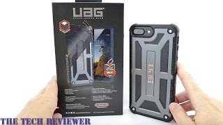 2x mil spec drop protection leather 10 yr warranty uag goes upscale with monarch for iphone 7