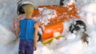 Barbie and Ricky Get Lost in the Snow