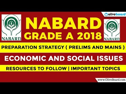 NABARD Grade A 2018 | Preparation Strategy For Economic and Social Issues ( ESI ) | Books