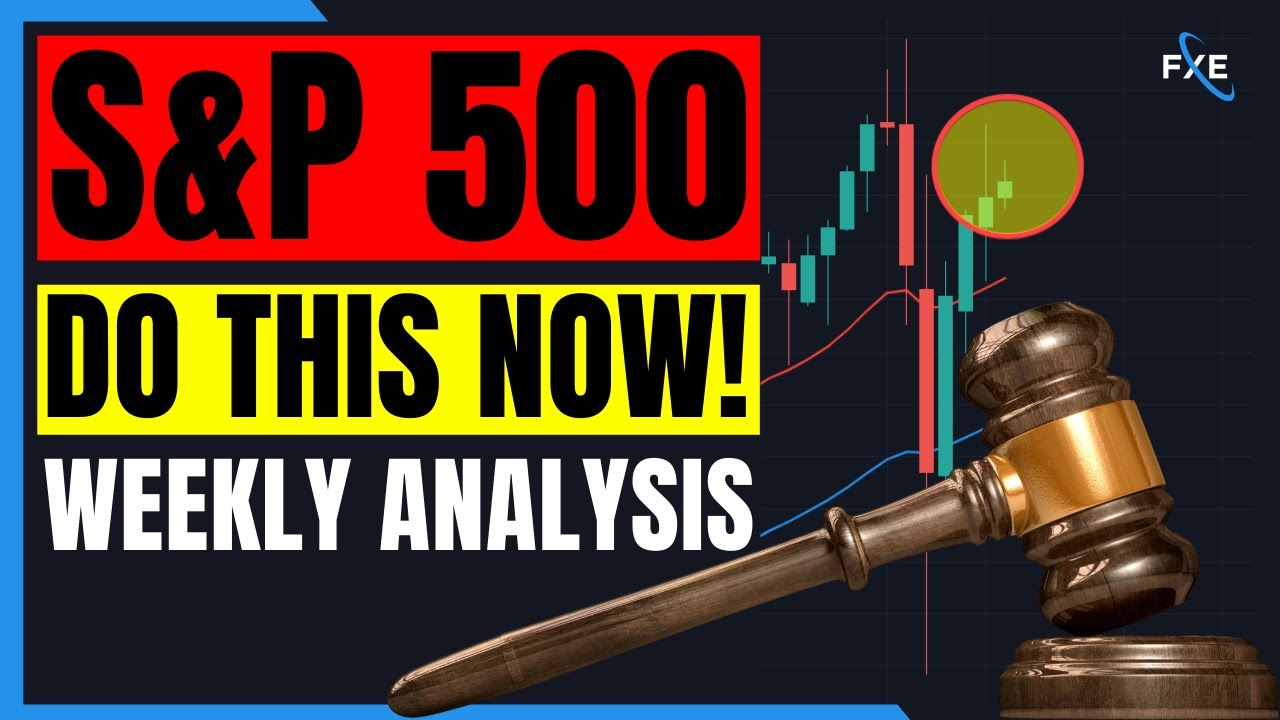 BUY or SELL The STOCK MARKET This Week? S&P 500 Technical Analysis!