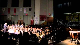 Mary Ward C.S.S Christmas Concert 2012 - Junior Band (Jazz in A Mellow Mood by John Kinyon)