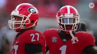 VIDEO: A comparison of the 2016 and 2017 Georgia Bulldogs