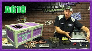 A618 Monster In A Box | Monster Transmission