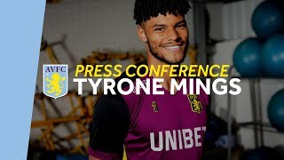 Press Conference | Tyrone Mings