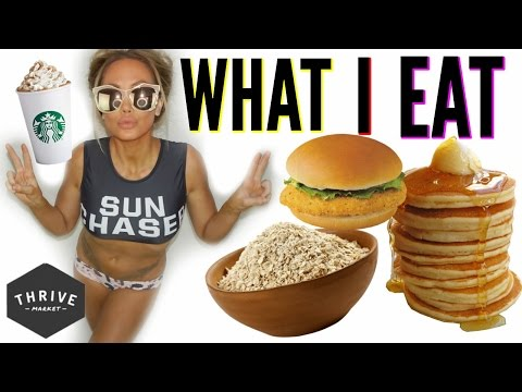 WHAT I EAT IN A DAY (MUST TRY VEGAN & GLUTEN FREE RECIPES)