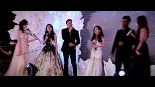 BUTTERFLY - RAISA FT MARULY - BERN MUSIC SIGNATURE CHAMBER ORCHESTRA (WEDDINGBELLE 2017)