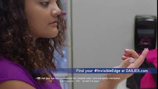 Find Your #InvisibleEdge with Laurie Hernandez