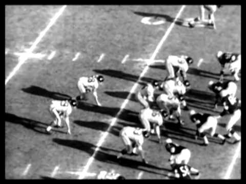 Packers win 1961 NFL title