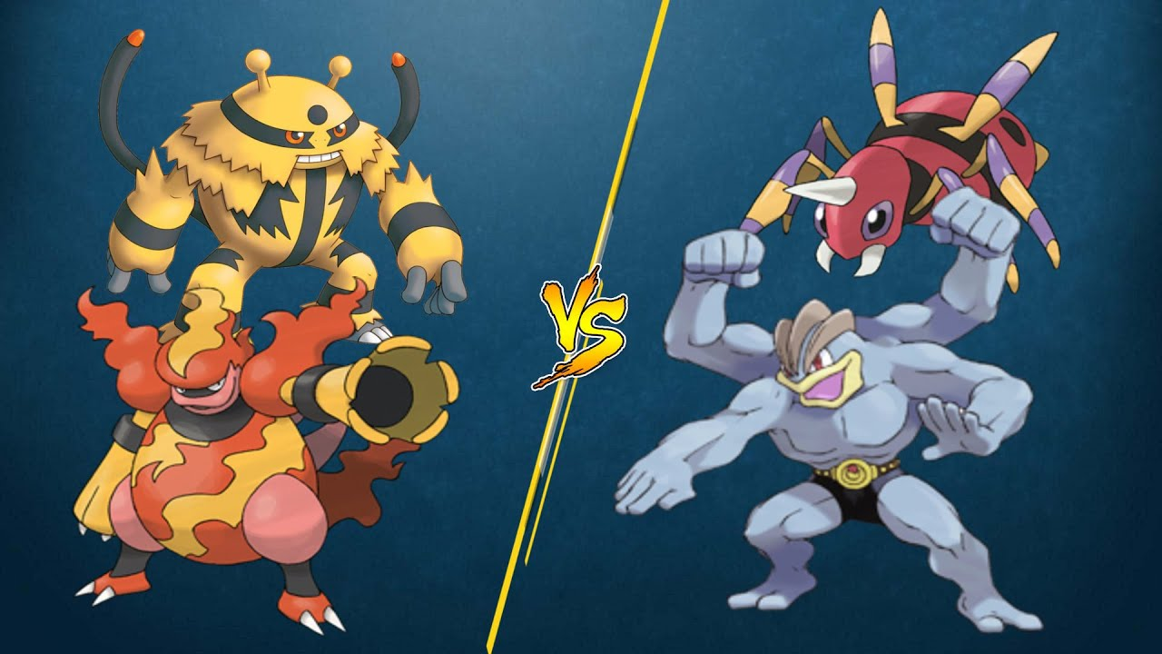[PTCGO Stream Match] Magmortar/Electivire vs Machamp ...