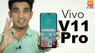 Vivo V11 Pro Hindi Review: Should you buy it in India?[Hindi हिन्दी]