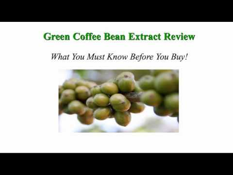 Green Coffee Bean Extract Review - Real user review of Green Coffee Bean Extract