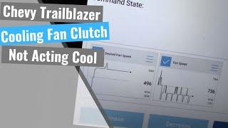 Chevy Trailblazer: Electric Fan Clutch Failure