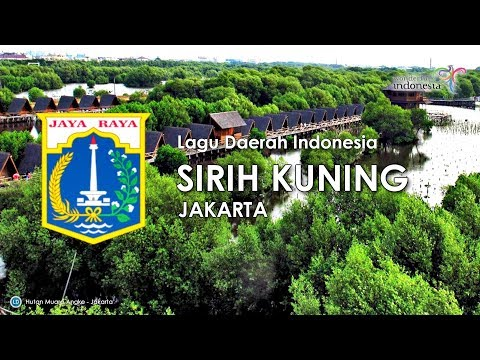 Sirih Kuning - Lagu Daerah Jakarta (Karaoke dengan Lirik)