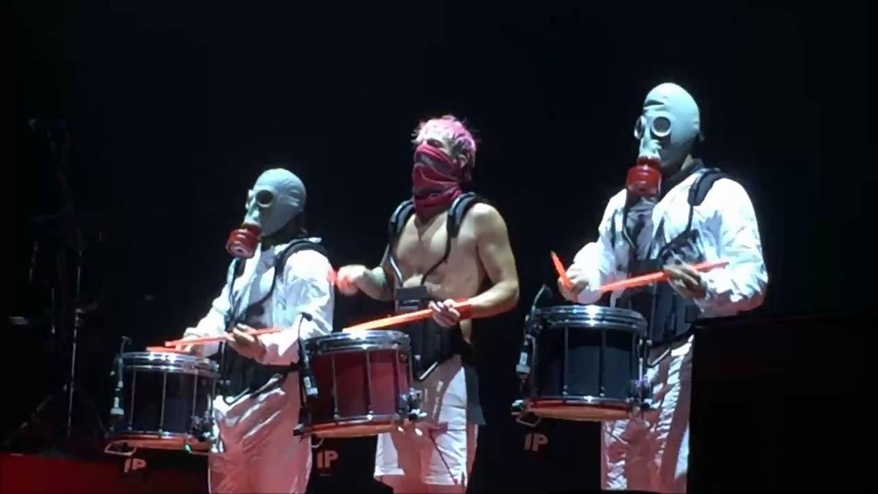 Drum Line Tour