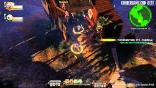 [PC] Krater Beta - The Hangover Tutorial Gameplay [HD]