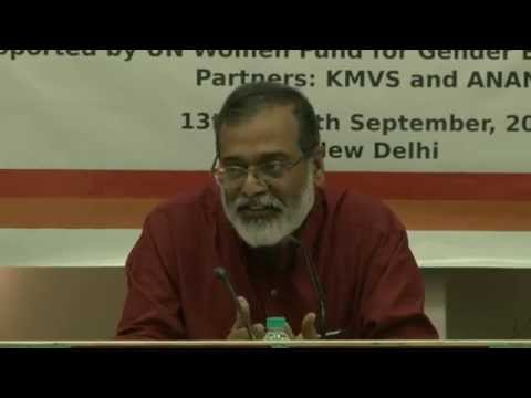 Mr.Prabir Purkayastha, Society for Knowledge Commons