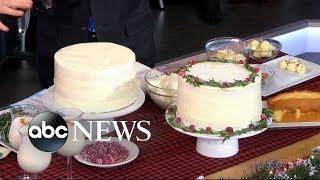 Sandra Lee shares her ultimate Christmas menu live on 'GMA'