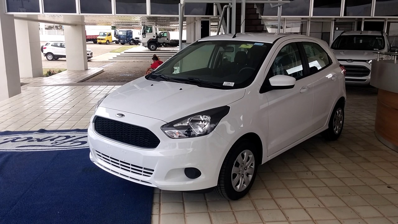 novo ford ka 2018 youtube