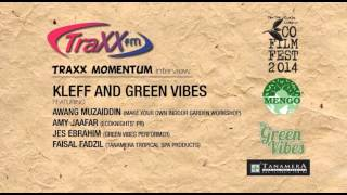 KLEFF and Green Vibes (supported by Tanamera Tropical Spa Products)