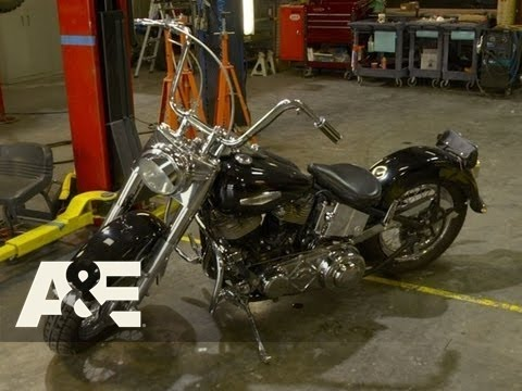 Barter Kings: Harley Scout | A&E