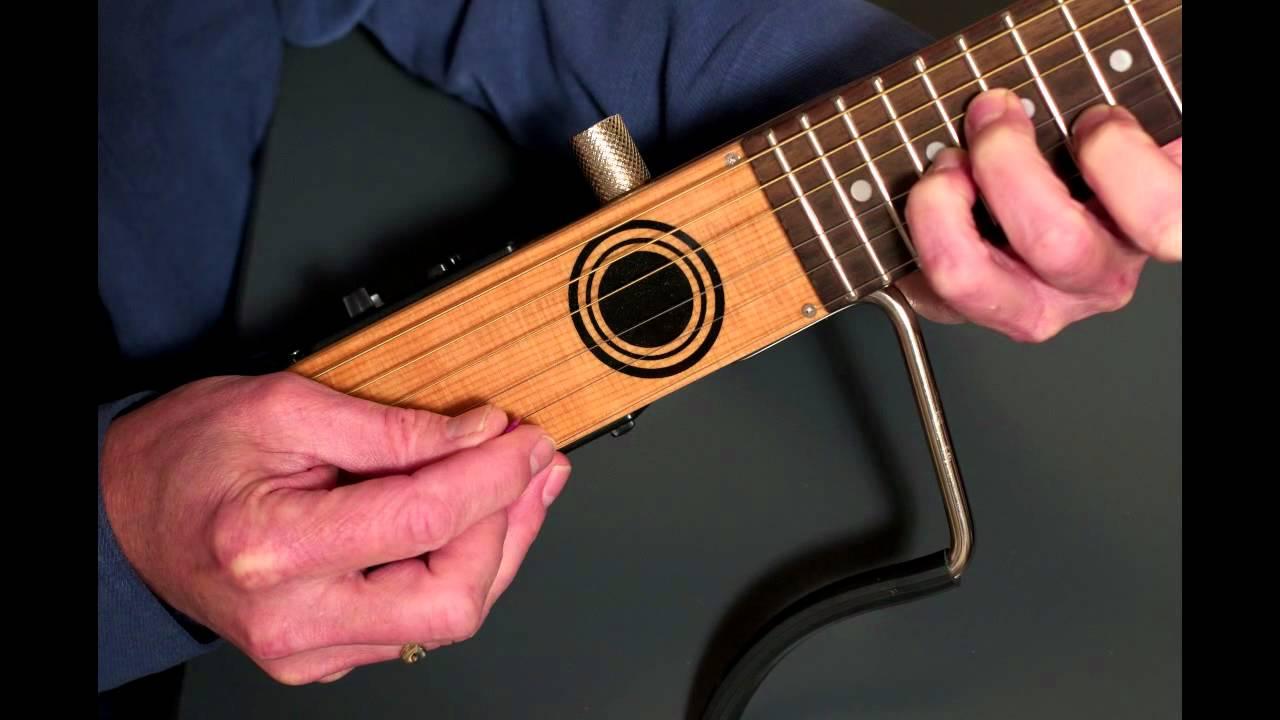 ministar folkstar guitar travel acoustic guitar youtube. Black Bedroom Furniture Sets. Home Design Ideas