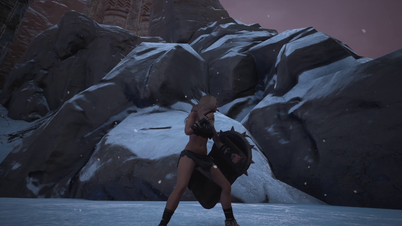 Aquilonian Weapons DLC - Jewel Of The West in Conan Exiles