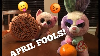 Beanie Boo's: April Fools!