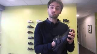 Chaussure thérapeutique - Podowell - Patrouille - Test - Review - Podexpert