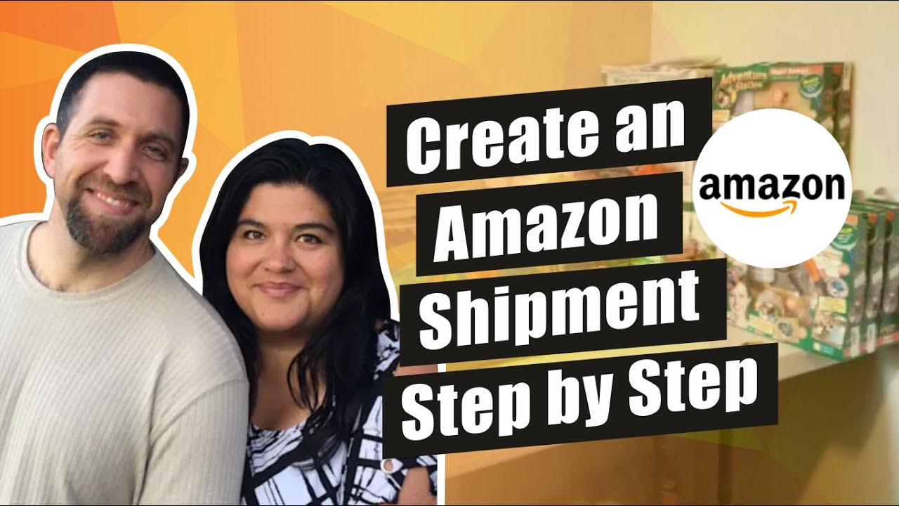 How to Create an Amazon FBA Shipment in 2020 Amazon Seller Central Step by Step Tutorial
