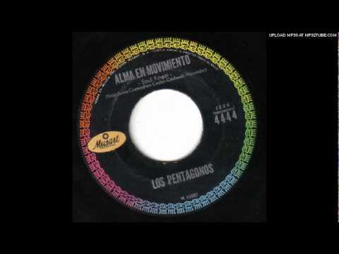 Los Pentágonos - Alma en movimiento (Soul finger, Mexico) mp3