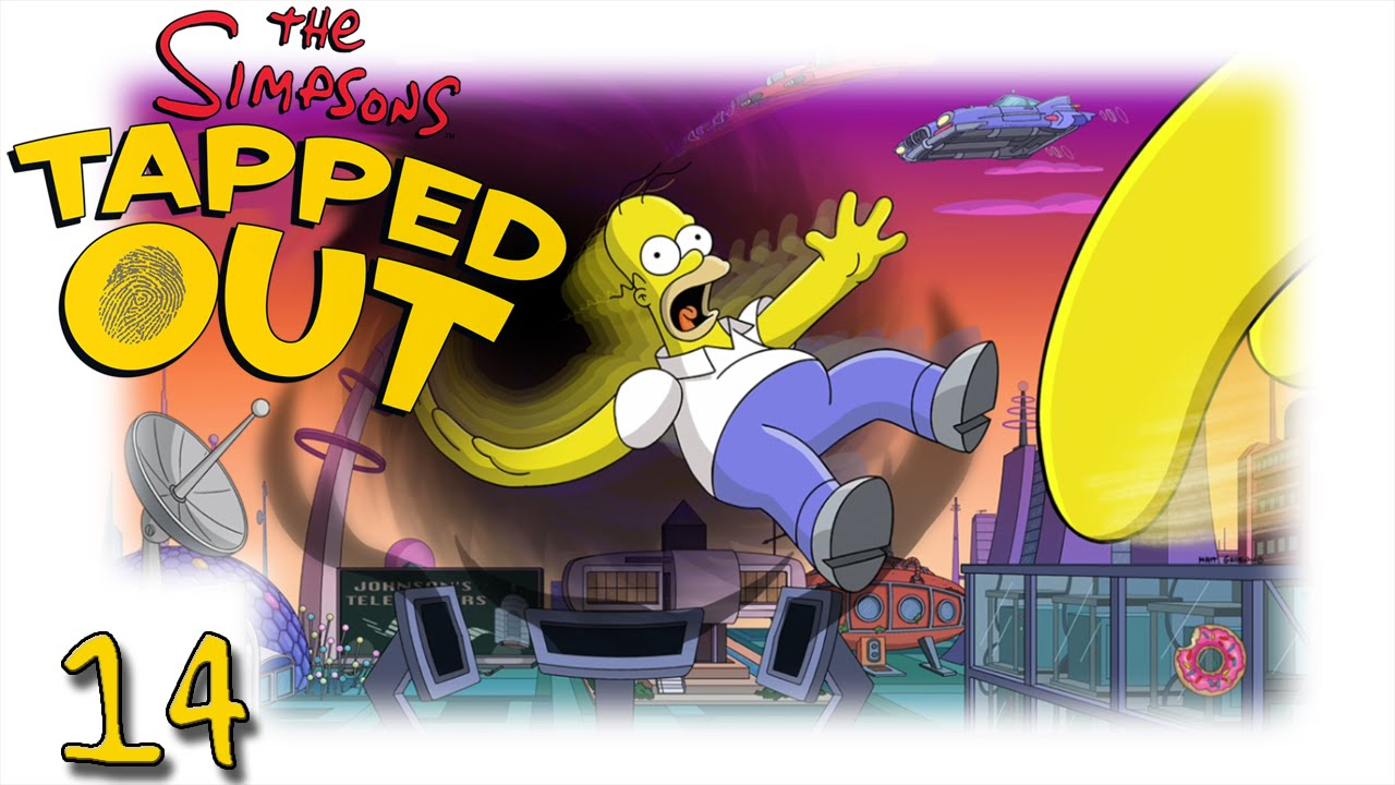 Download Simpsons - Springfield - Tapped out - SciFi Event #14 [Let's Play HD Deutsch]