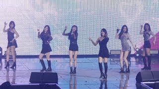 190223 에이핑크 Apink '러브 LUV' 4K 직캠 @ Z-POP DREAM LIVE by Spinel