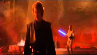 Anakin vs Obi Wan - TRUE ending