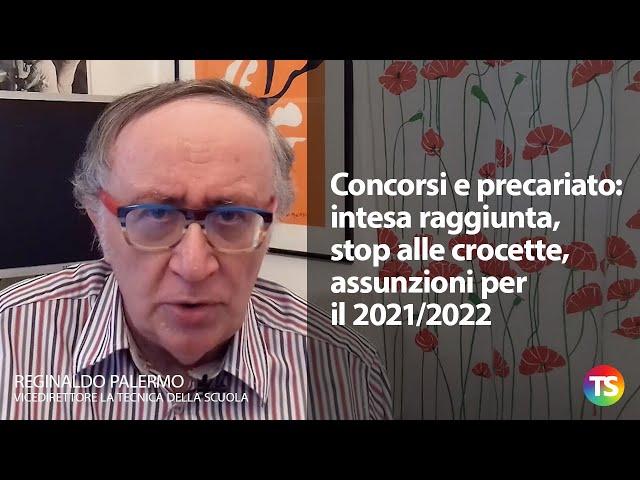 Concorsi e precariato: intesa raggiunta, stop alle crocette,assunzioni per il 2021/2022