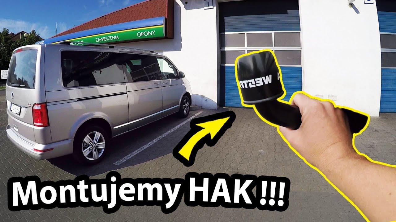Download Montaż HAKA i wymiana Rozrządu !!! - Jak To Wygląda? * Volkswagen T6 Multivan (Vlog #455)