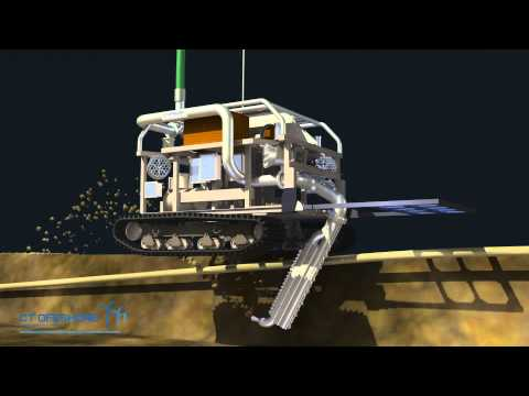 CT Offshore Subsea Cable (Jetting HD 2012 1 - animation)