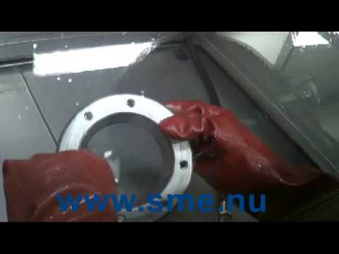 Manual parts cleaning, Lavapen 2